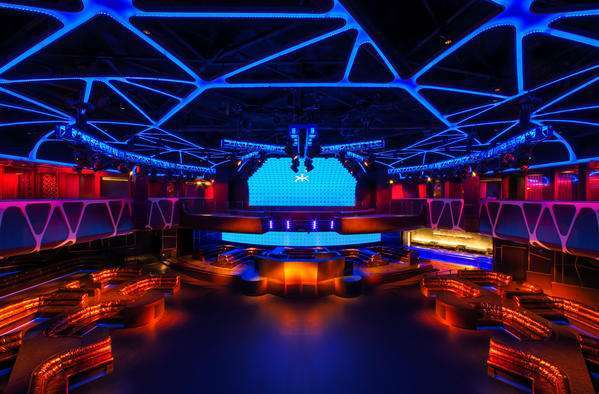 Top Five Vegas Clubs