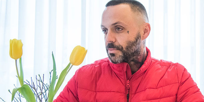 Travel Profile: Justin Furstenfeld of Blue October