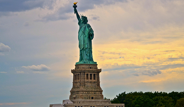 Five New York City Sights