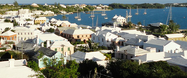 A Honeymoon at St. George's Club, Bermuda