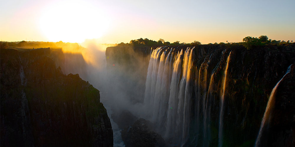 Five Breathtaking Waterfalls