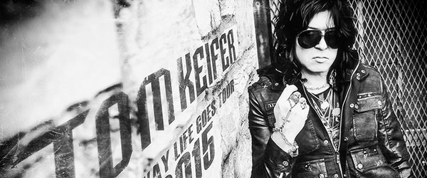 Travel Profile: Tom Keifer