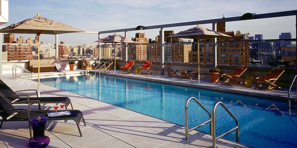 10 New York City Rooftop Bars