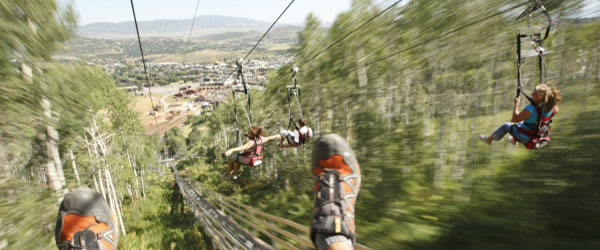North American Zip Lines