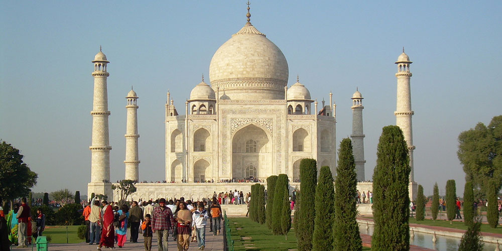 Five India UNESCO Sites