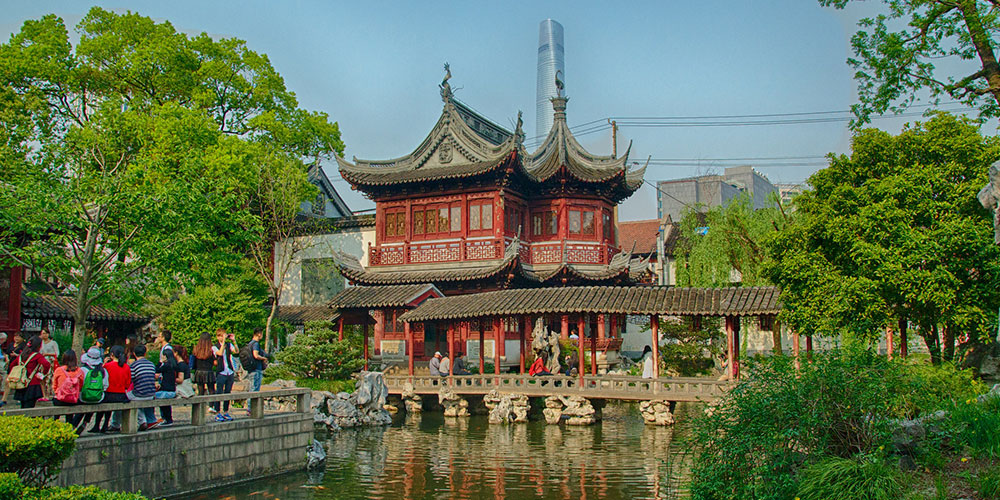 Five China UNESCO Sites