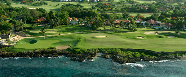 Five Tropical Golf Resorts
