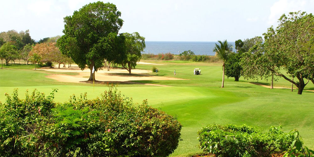 Five Caribbean Golf Resorts