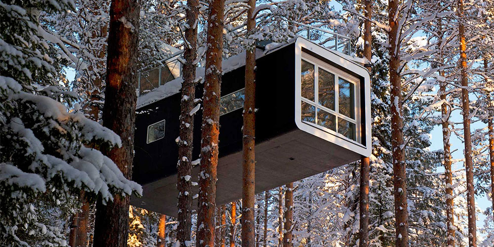 Most Unusual Hotels Around the World