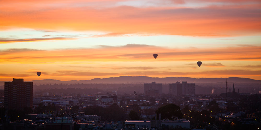 Best Hot Air Balloon Locations