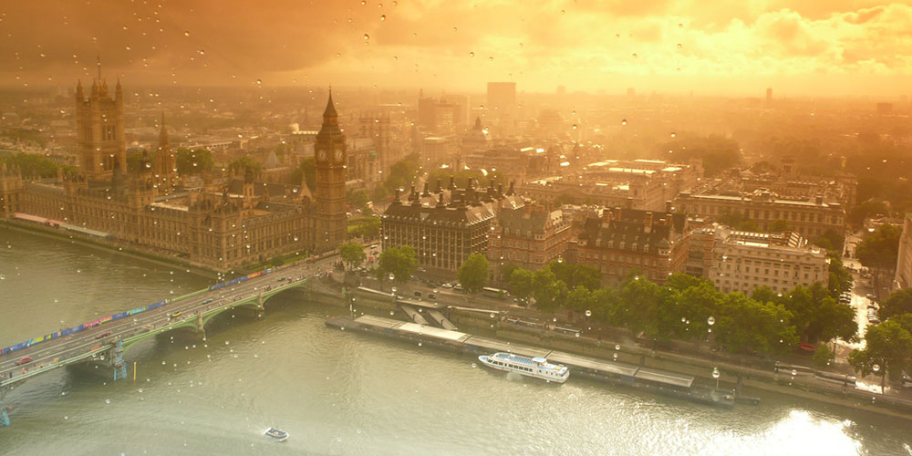 Virtual City Tour: London