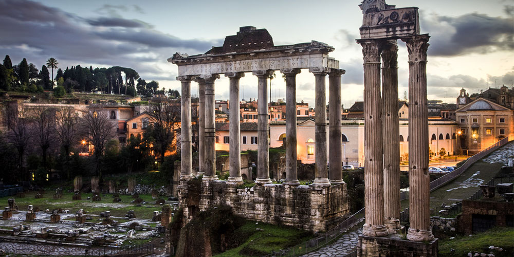 Virtual City Tour: Rome