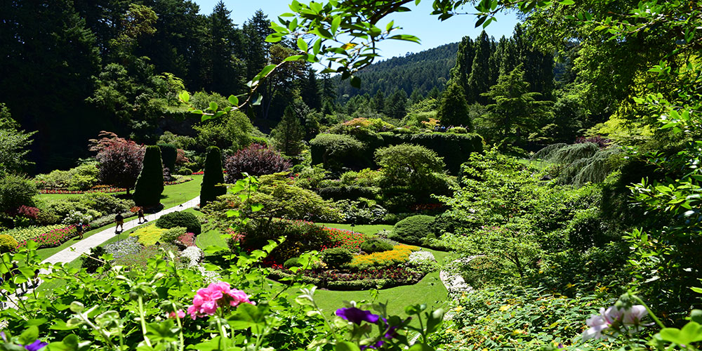Five Magnificent Gardens