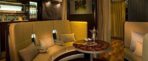 Video: Etihad's A380 Residence