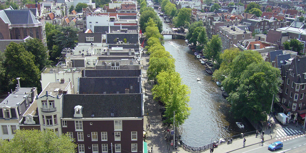 Virtual City Tour: Amsterdam