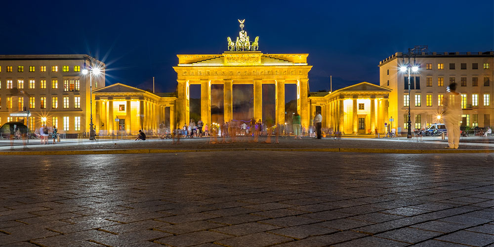 Virtual City Tour: Berlin