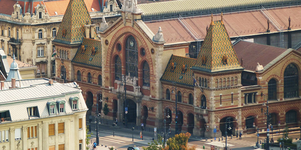 Virtual City Tour: Budapest