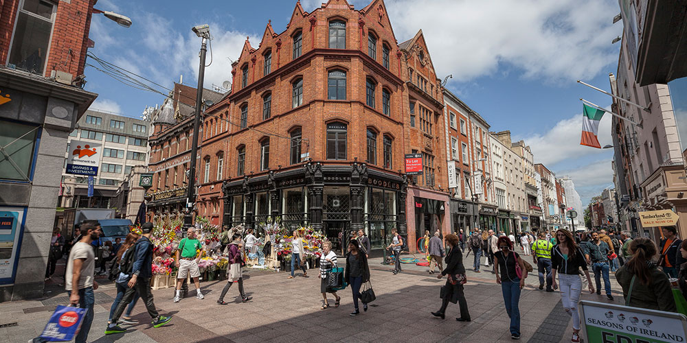 Virtual City Tour: Dublin