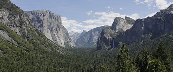 Five Outdoor Getaways in the United States