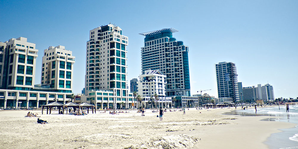 Virtual City Tour: Tel Aviv