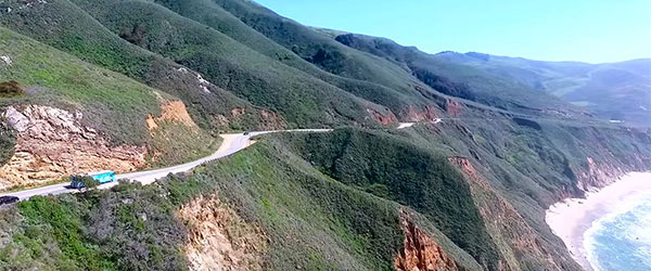 Video: 3000 Miles in 3 Minutes (The Great American Road Trip)