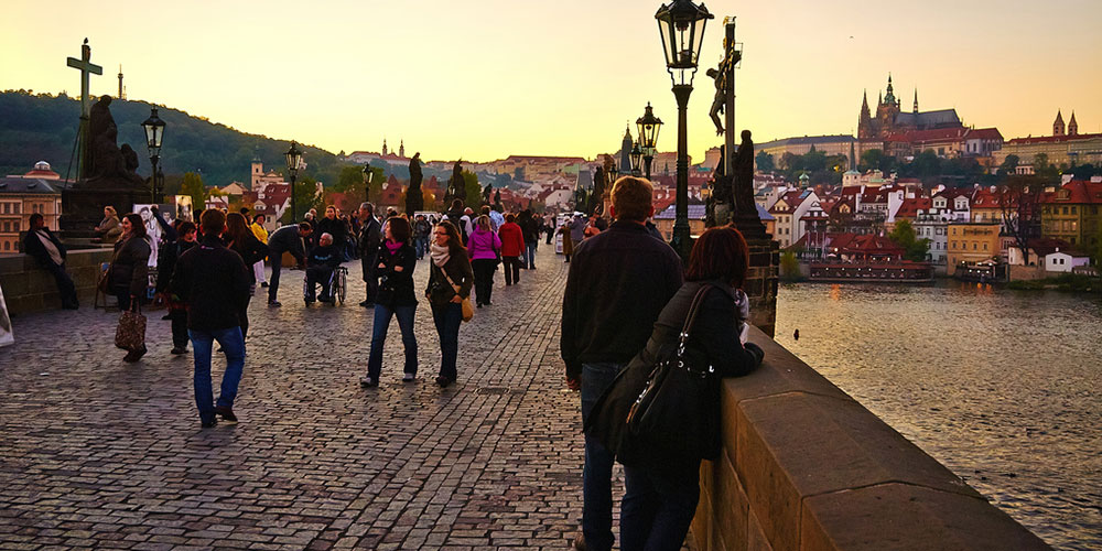 Virtual City Tour: Prague