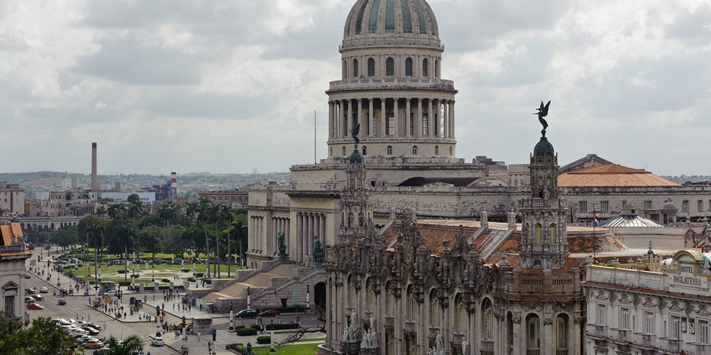 Virtual City Tour: Havana
