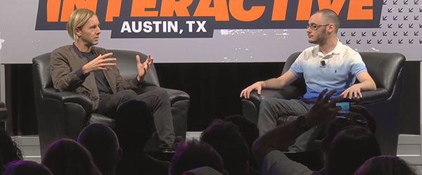 Video: Richie Hawtin at SXSW Play Differently