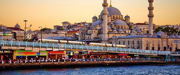 Virtual City Tour: Istanbul