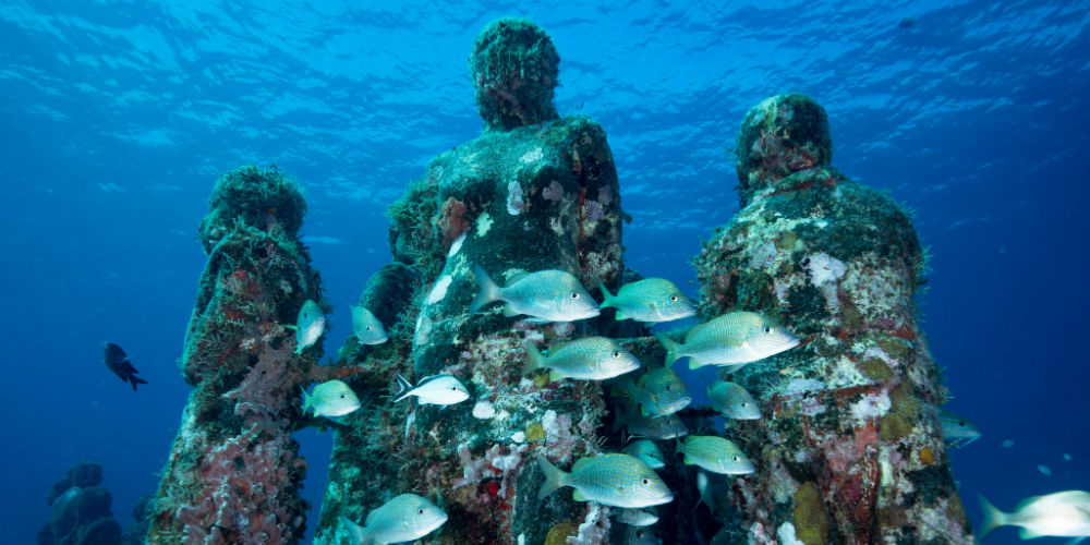 Craziest Places to Scuba Dive