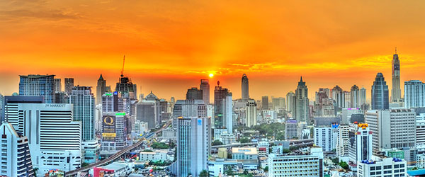 Five Famous Asian Cities