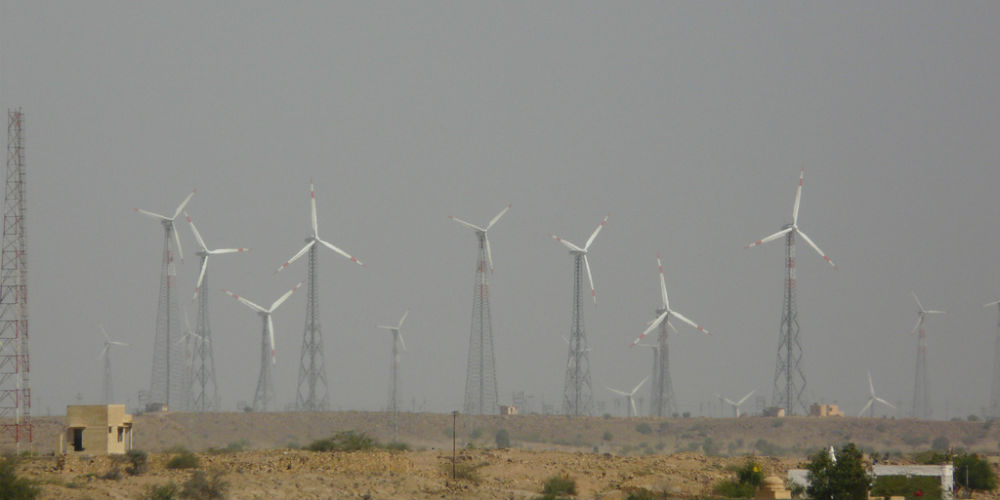Five Largest Windmill Farms in the World