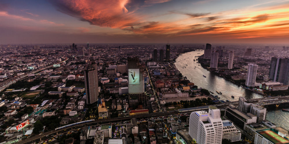 Five Most Famous Cities in Asia
