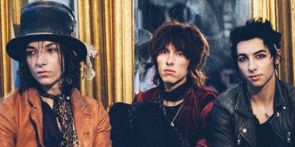 Warped Tour Profile: Palaye Royale