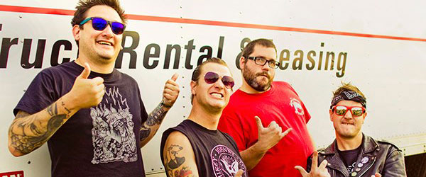 Warped Tour Profile: Teenage Bottlerocket