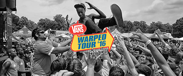 Warped Tour 2016