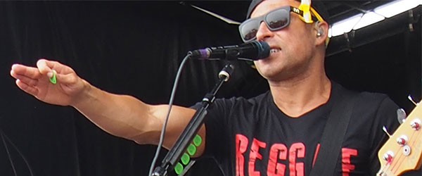 Warped Tour Profile: Bret Bollinger of Pepper