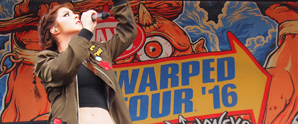 Warped Tour Profile: Against The Current