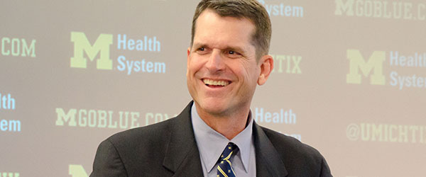 Travel Profile: Jim Harbaugh