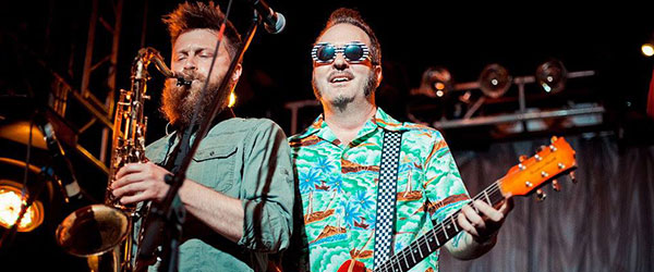 Warped Tour Profile: Matt Appleton of Reel Big Fish