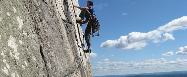 Five of the World's Best Rock Climbing Spots