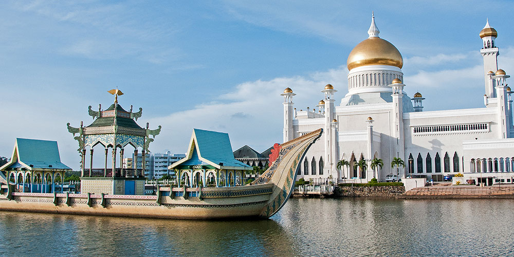 Five Richest Countries in the World