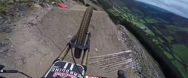 Video: Red Bull Hardline in Wales