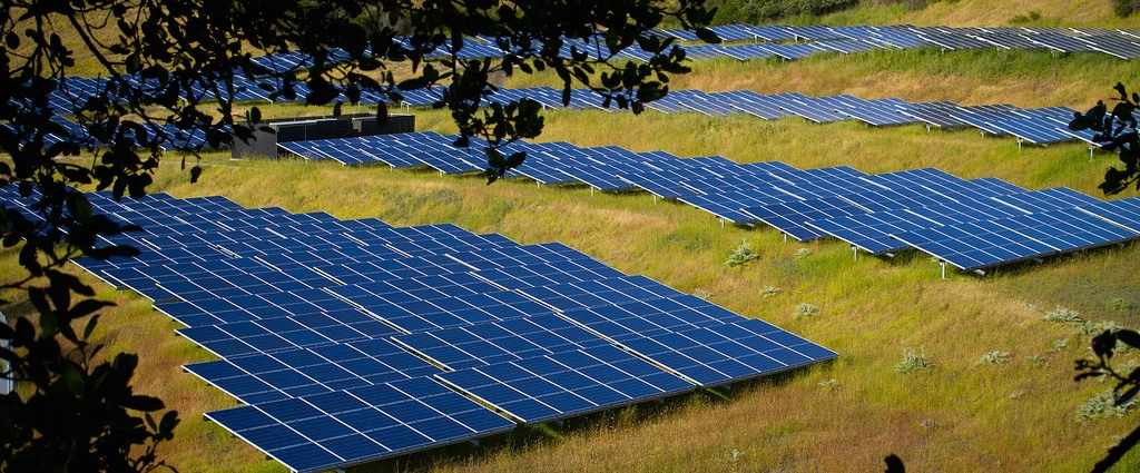 Five Largest Solar Farms in the World