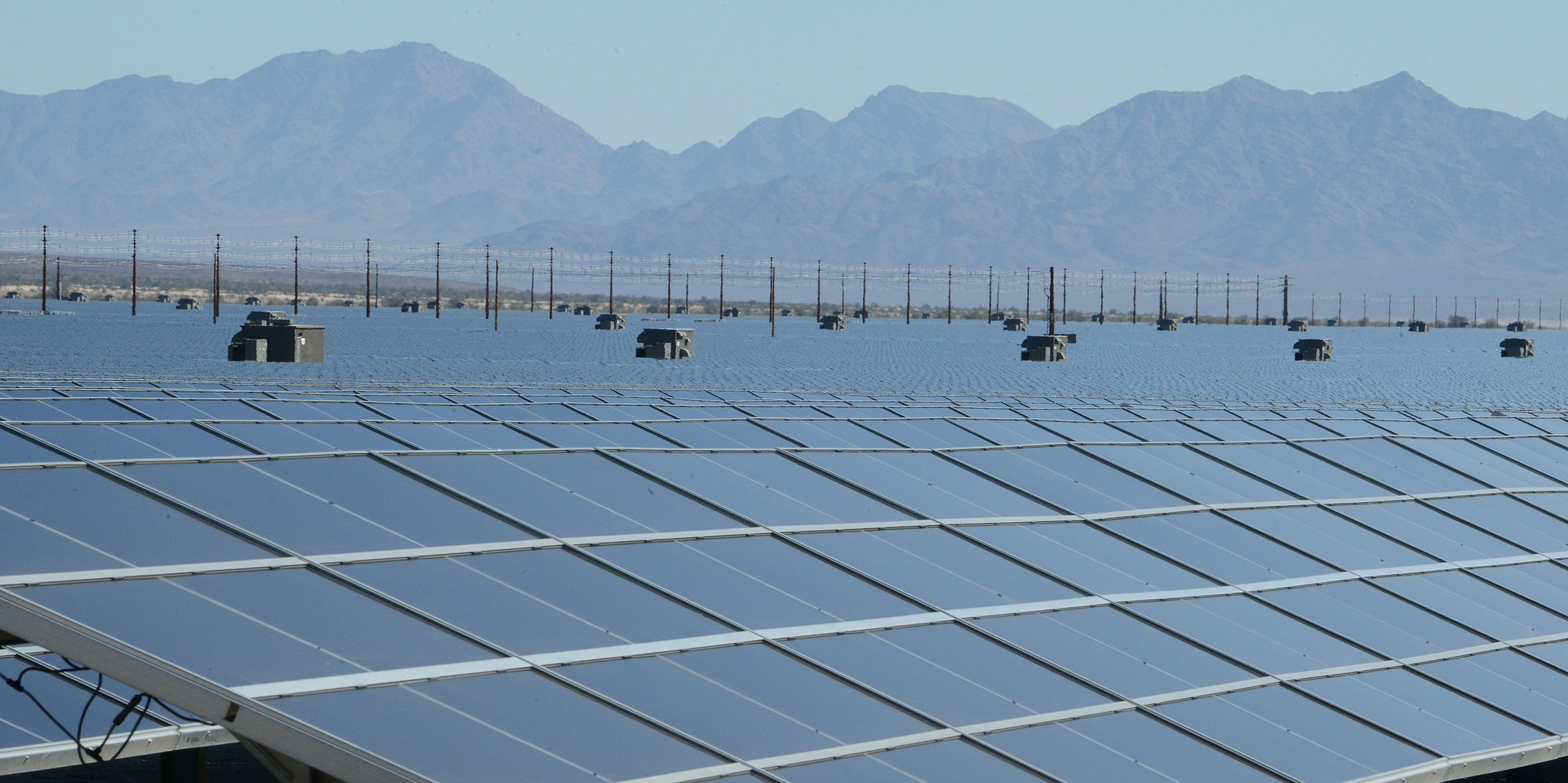 Five Largest Solar Farms
