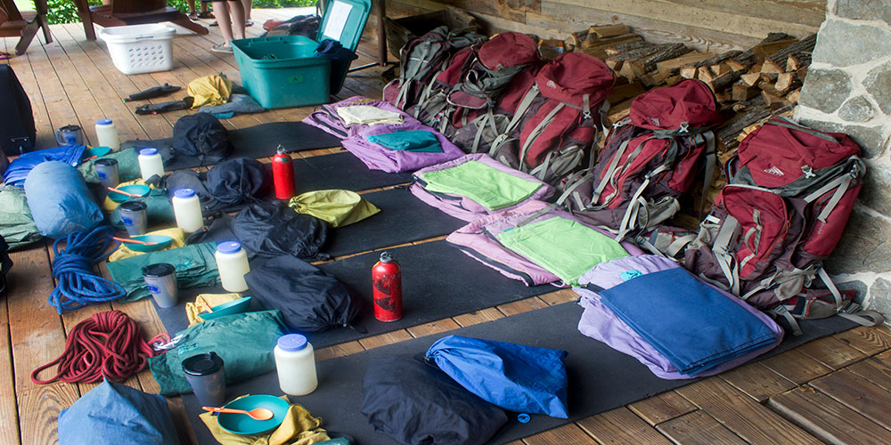 Ten Tips for Backpacking