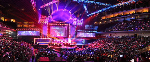 Five Largest Video Game Tournaments in Europe