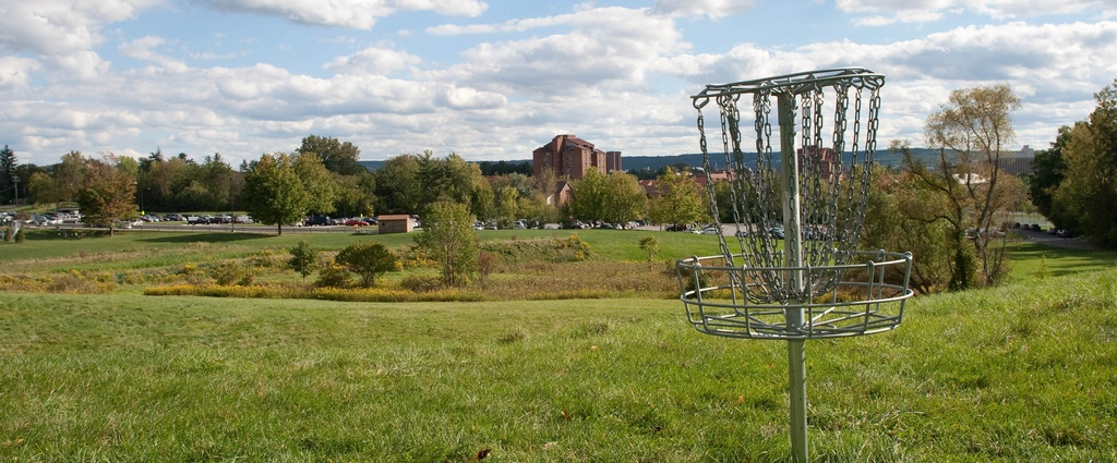 Five Beautiful Disc Golf Courses in America