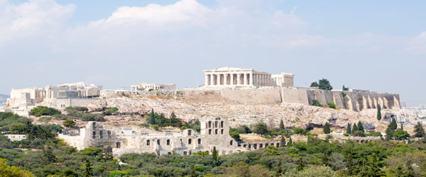 Eight Must-See Sites in Athens
