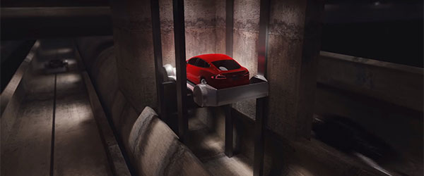 Video: Future of Tunnel Travel